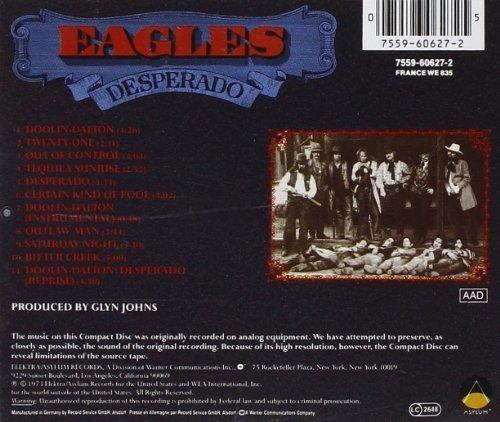 Bild 2: Eagles, Desperado (1973)