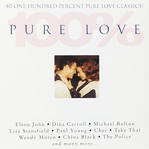 Bild 1: 100% pure Love, George Michael, Police, Style Council, Toni Braxton, Des'ree, Cher, R. Kelly..
