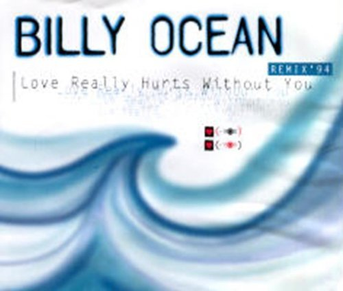 Bild 1: Billy Ocean, Love really hurts without you (Remix '94)