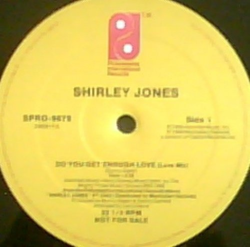 Bild 1: Shirley Jones, Do you get enough love? (1986)
