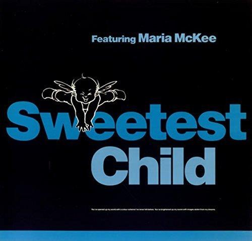 Bild 1: Maria McKee, Sweetest child (4 versions, 1992)