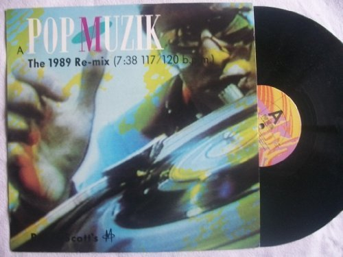 "Фото 2: M, Pop muzik (1989 Re-Mix/Freestyle 1989 Dub-Mix/Orig. 1979 12"" Release)"