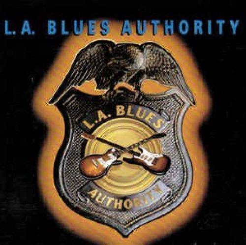 Bild 1: L.A. Blues Authority, Same (1992)