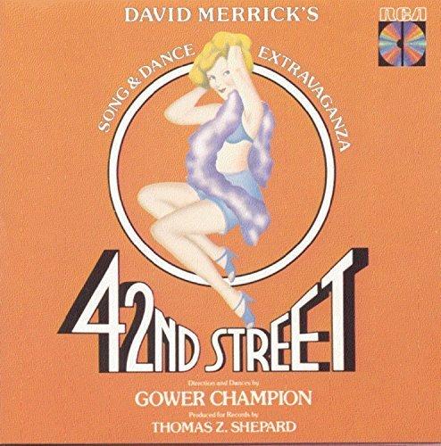 Bild 1: 42nd Street (1980), Original Broadway cast