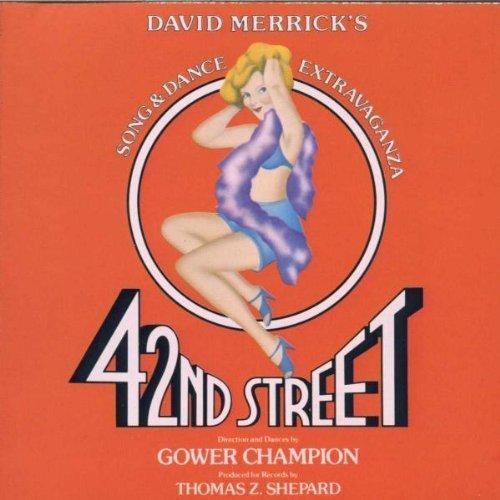 Bild 2: 42nd Street (1980), Original Broadway cast