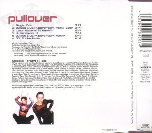 Bild 2: Hypertrophy, Pullover (1999)