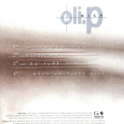 Bild 2: Oli. P, I wish (1998)