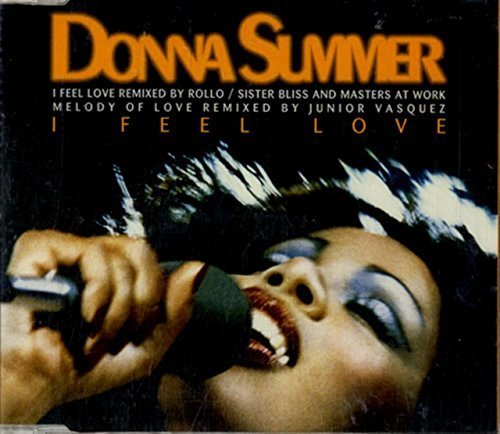 Bild 1: Donna Summer, I feel love '95