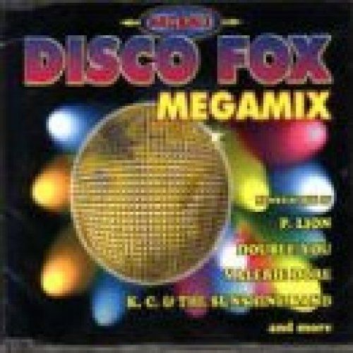 Bild 1: Disco Fox Megamix (1997, #zyx8645), Disco Connection, P. Lion, Valerie Dore, Vanilla..