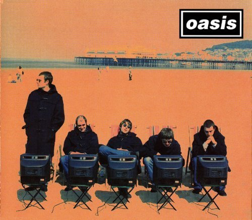 Bild 1: Oasis, Roll with it (1995)
