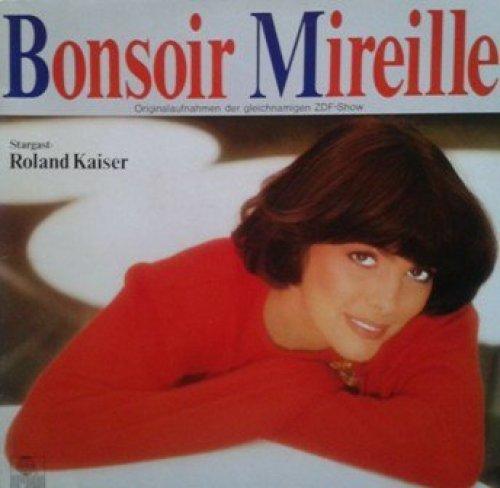 Bild 1: Mireille Mathieu, Bonsoir Mireille (ZDF-Show, 1982, Stargast: Roland Kaiser)
