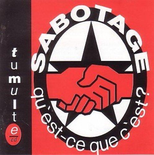 Bild 1: Sabotage Q.C.Q.C.?, Tumulte