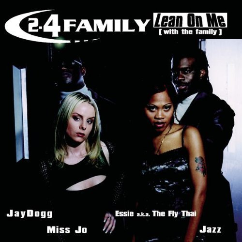 Image 1: 2-4 Family, Lean on me (1999)