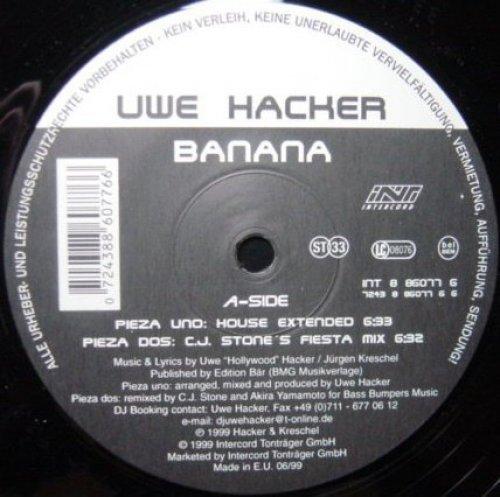Bild 1: Uwe Hacker, Banana (1999)