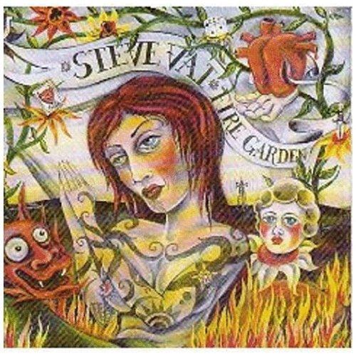 Bild 1: Steve Vai, Fire garden (1996)