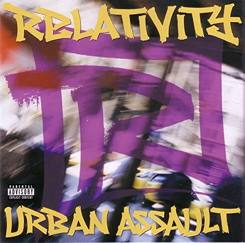 Bild 1: Relativity Urban Assault, M.O.P., Beatnuts, Common, Fat Joe, DJ Honda..