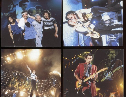 Bild 2: Rolling Stones, I go wild (UK, #vscdx1539, 4 postcards)
