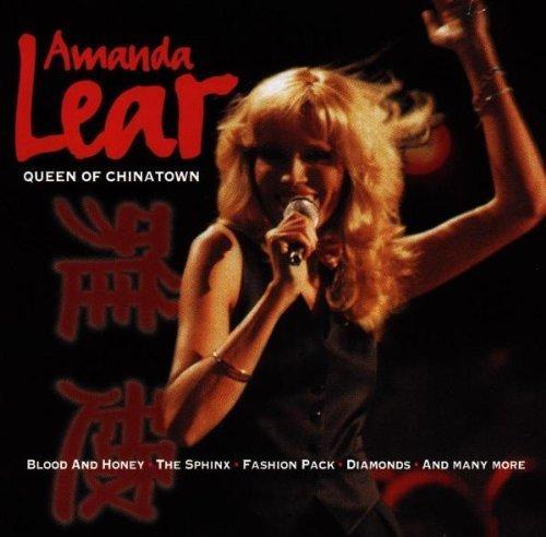 Bild 1: Amanda Lear, Queen of Chinatown (compilation, 16 tracks, BMG/AE)