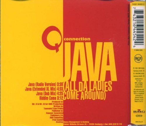 Bild 2: Q-Connection, Java.. (1999)