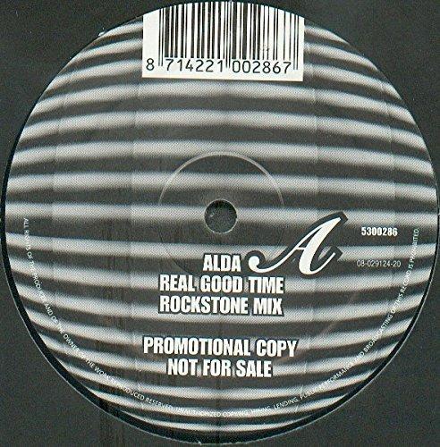 Bild 1: Alda, Real good time (Rockstone Mix)