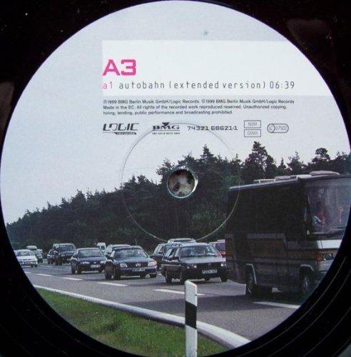Bild 1: A3, Autobahn (Ext., 1999)