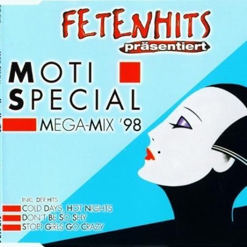 Bild 1: Moti Special, Mega-mix '98