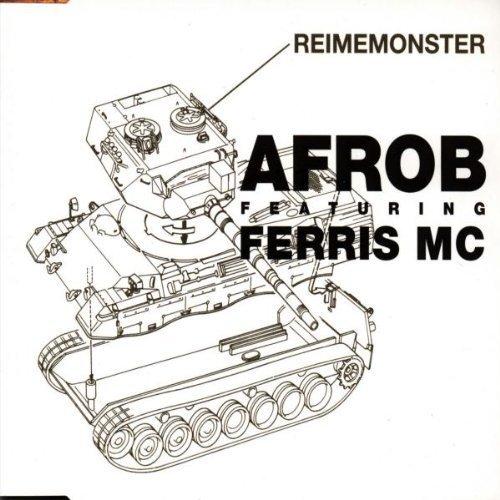 Bild 1: Afrob, Reimemonster (1999, feat. Ferris MC)
