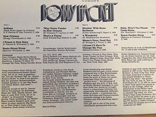 Bild 2: Bobby Hackett, Masters of dixieland 1 (feat. Jack Teagarden)