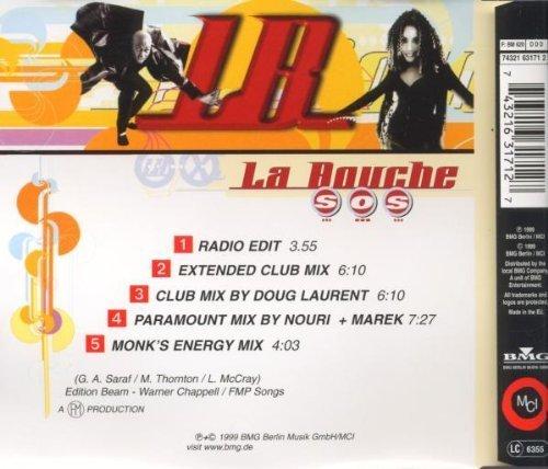 Bild 2: La Bouche, Sos (1999)