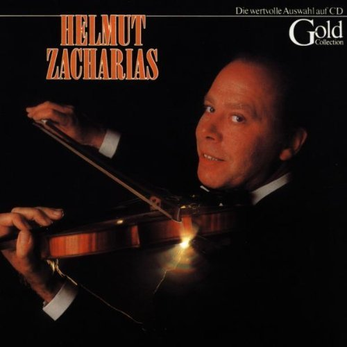Bild 1: Helmut Zacharias, Gold collection (16 tracks, 1988)