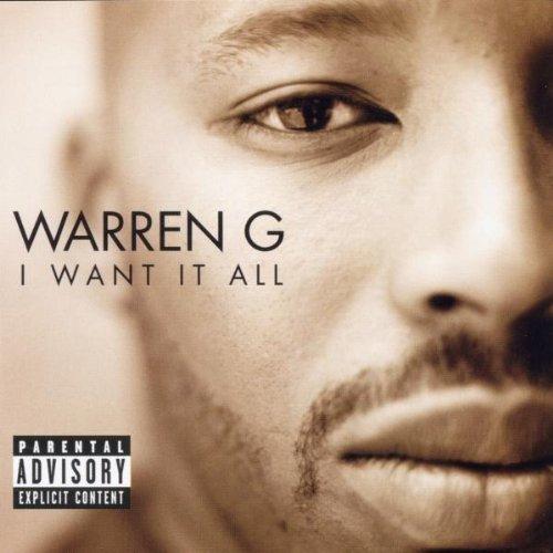 Bild 1: Warren G, I want it all (1999)