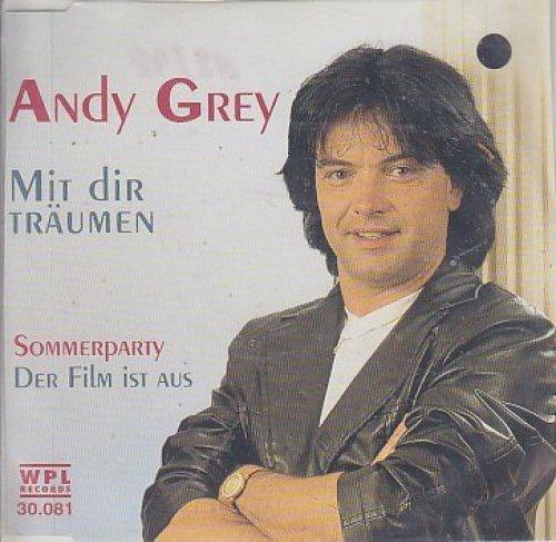 Bild 1: Andy Grey, Mit dir träumen/Sommerparty (Karaoke)