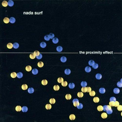 Bild 1: Nada Surf, Proximity effect (1998)