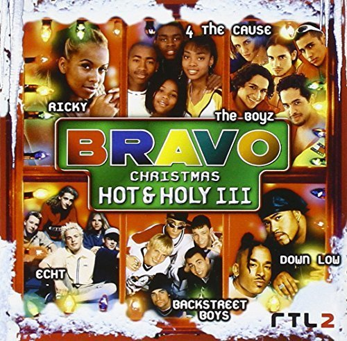 Bild 1: Bravo Christmas Hot & Holy 3 (1998), Oli P., Echt, Loona, Modern Talking ('It's Christmas'), Scycs, Backstreet Boys..