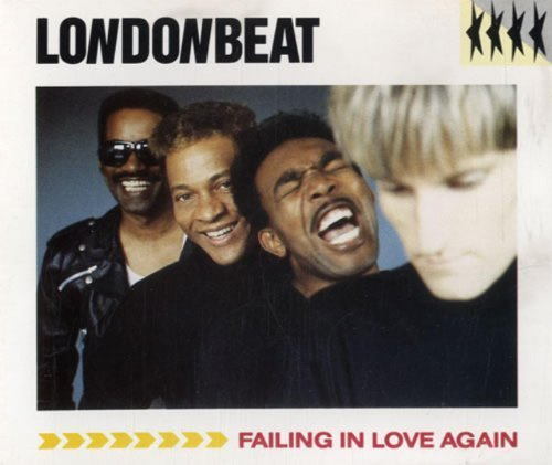 Bild 1: Londonbeat, Failing in love again (1988)