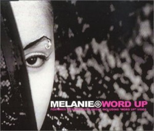 Bild 1: Melanie G, Word up (1999)