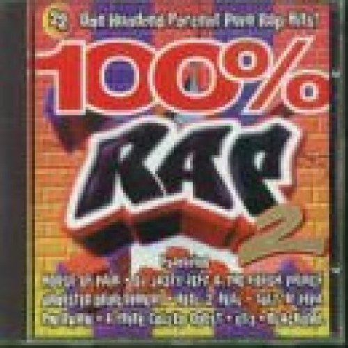 Bild 1: 100% Rap 2 (1994), Salt 'n' Pepa, House of Pain, Dj Jazzy Jeff/Fresh Prince, Blackgirl, Snow, Us3..