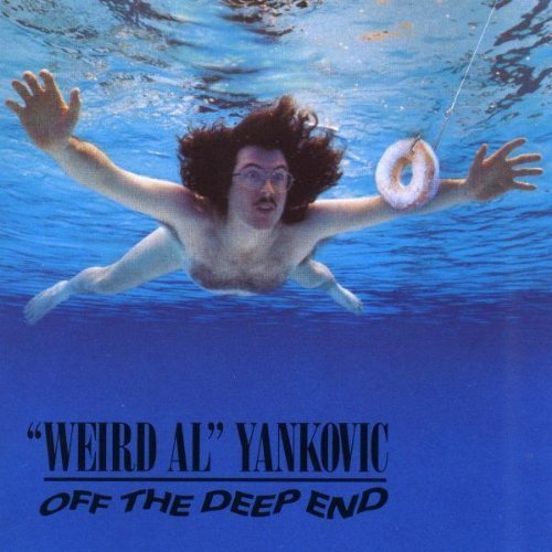 Bild 1: Weired Al Yankovic, Off the deep end (1992)