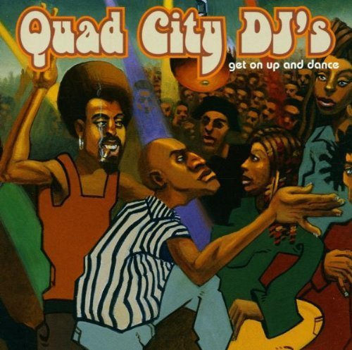 Bild 1: Quad City DJ's, Get on up and dance (1996)