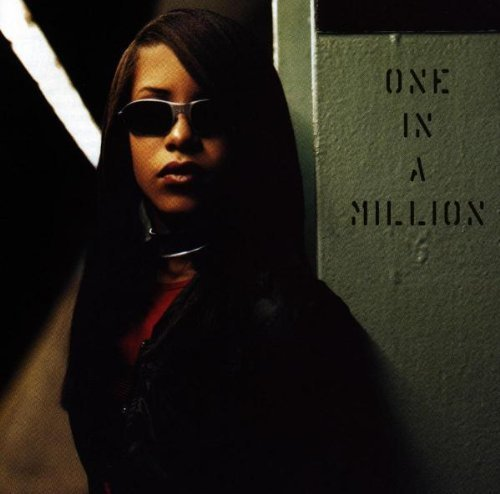 Bild 1: Aaliyah, One in a million (1996; 17 tracks)