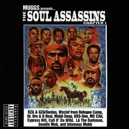 Muggs Presents the soul assassins 1 (1997, feat. Dr. Dre & B Real, Goodie.. [CD]