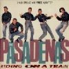 Pasadenas, Riding on a train (1988; 3''/5''-cardsleeve)