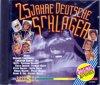 25 Jahre deutsche Schlager-50 Originalaufnahmen, Howard Carpendale, Gitte, Bernd Clüver/Marion Maerz, Ibo, Denise..