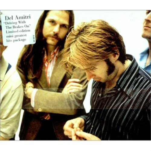 Bild 1: Del Amitri, Driving with the brakes on (1995, #5810072)