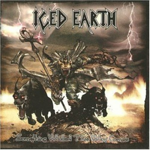 Bild 1: Iced Earth, Something wicked this way comes (1998)