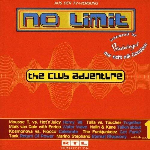 Bild 1: No Limit-Club Adventure (1998), Mousse T., Phil Fuldner, Mark van Dale/Enrico, Westbam, Tank, 666, Blank/Jones..