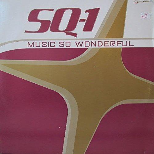 Bild 1: SQ-1, Music so wonderful-The Remixes (Atb/U.K.W. Remixes, 1999)