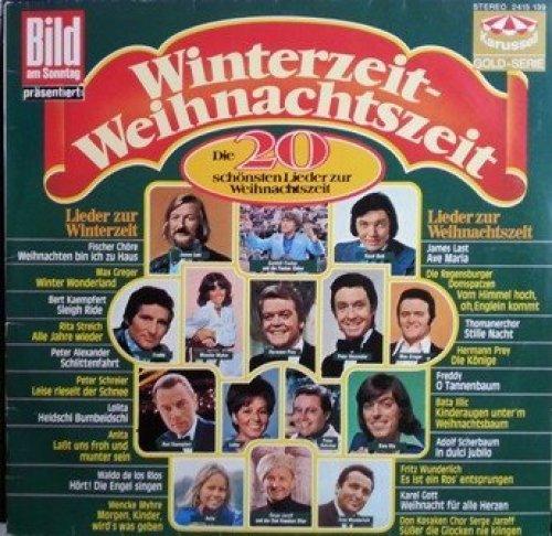 Bild 1: Winterzeit-Weihnachtszeit, Lolita, Wencke Myhre, Anita, Freddy Quinn, James Last..