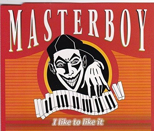 Bild 1: Masterboy, I like to like it (2000)