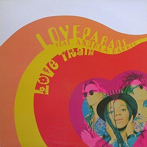 Bild 1: Loveparade, Love train (1993, feat. Andrea Barker)